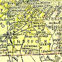 Map of Va: Norfolk County